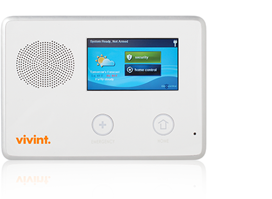 Vivint Alarm System >> Vivint Support | Go!Control Touch Screen Panel