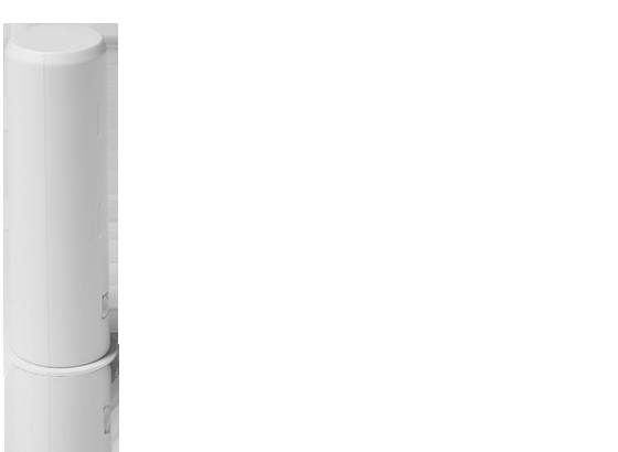 Vivint Support Recessed Door Sensor