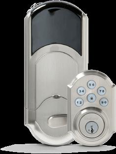 Smart Door Lock Vivint Smart Home 844 318 3350