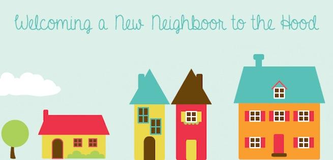 10 ways to welcome a new neighbor to the neighborhood