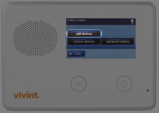 Go Control Add Z Wave Device Hub
