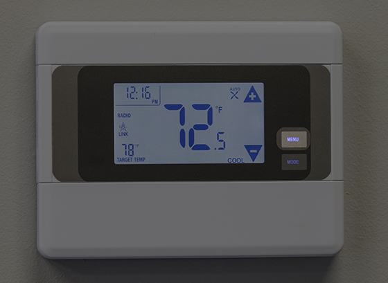 Smart Thermostat (CT100) - Lock Settings