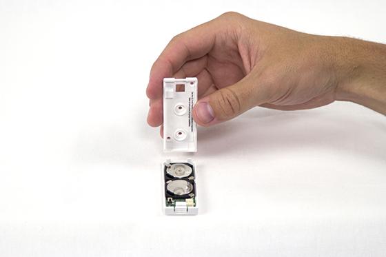 Replace Batteries DW10