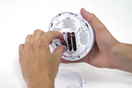 Change Smoke Detector Batteries Vivint Support