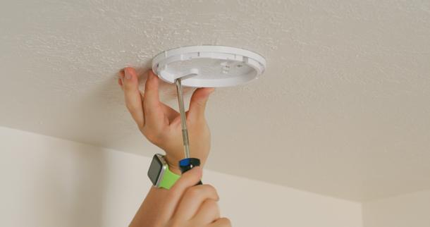 Smoke Detector Installation Guide