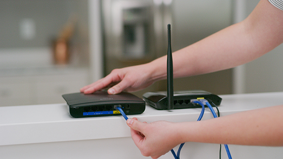 Smart Hub Connect Secondary Router