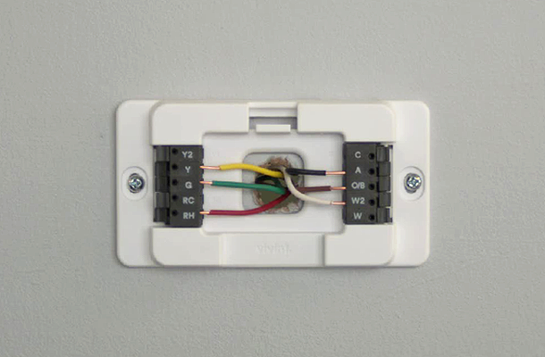 Electric Heat Thermostat Wiring Diagram Wedocable