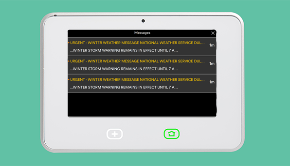 SkyControl 3 6 - Clear Severe Weather Alerts