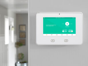 Smart Garage Door Opener Vivint Smart Home 855 727 9100