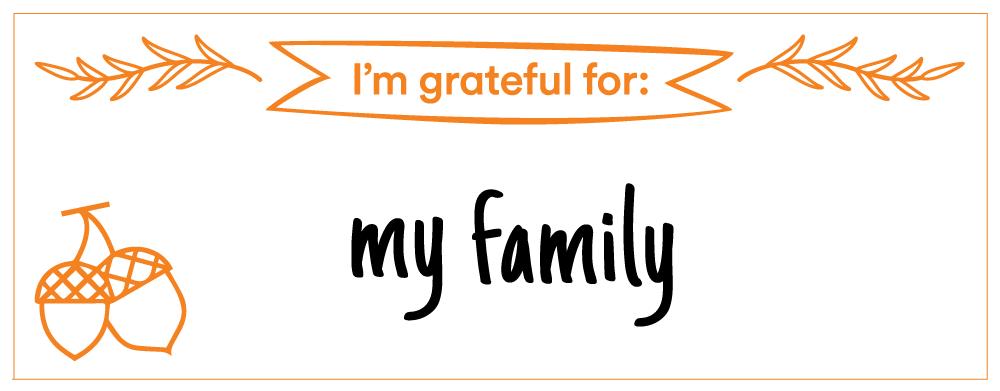 Gratitude cards for gratitude jar