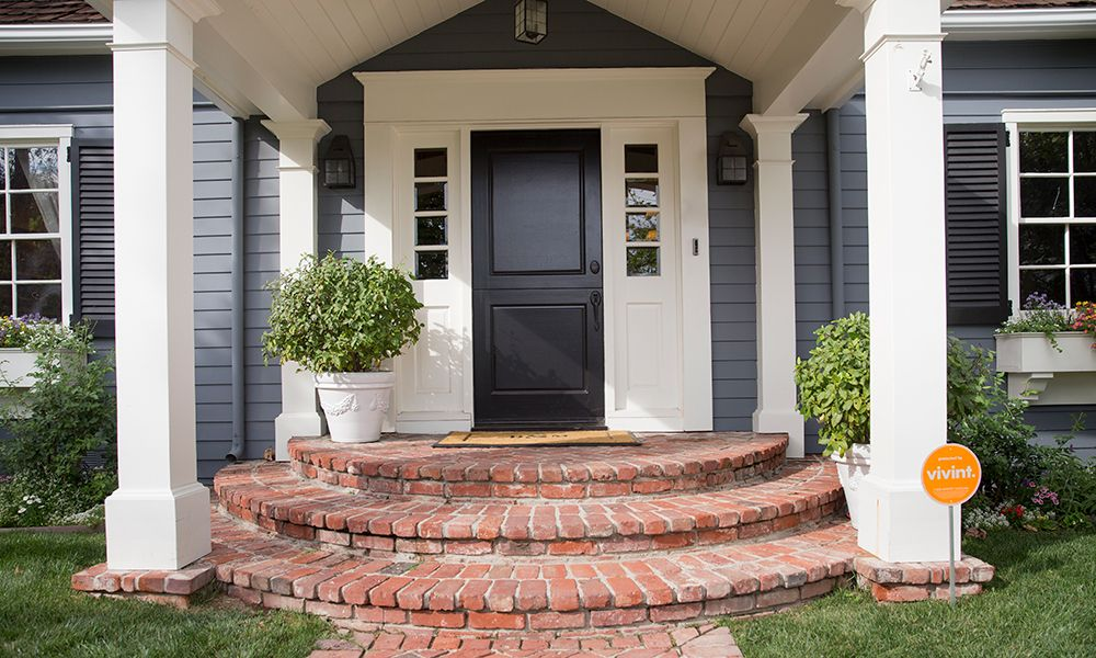 Improving your home's curb appeal has a high return