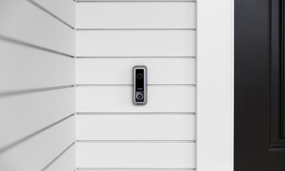 vivint умный домашний дверной звонок камера безопасности