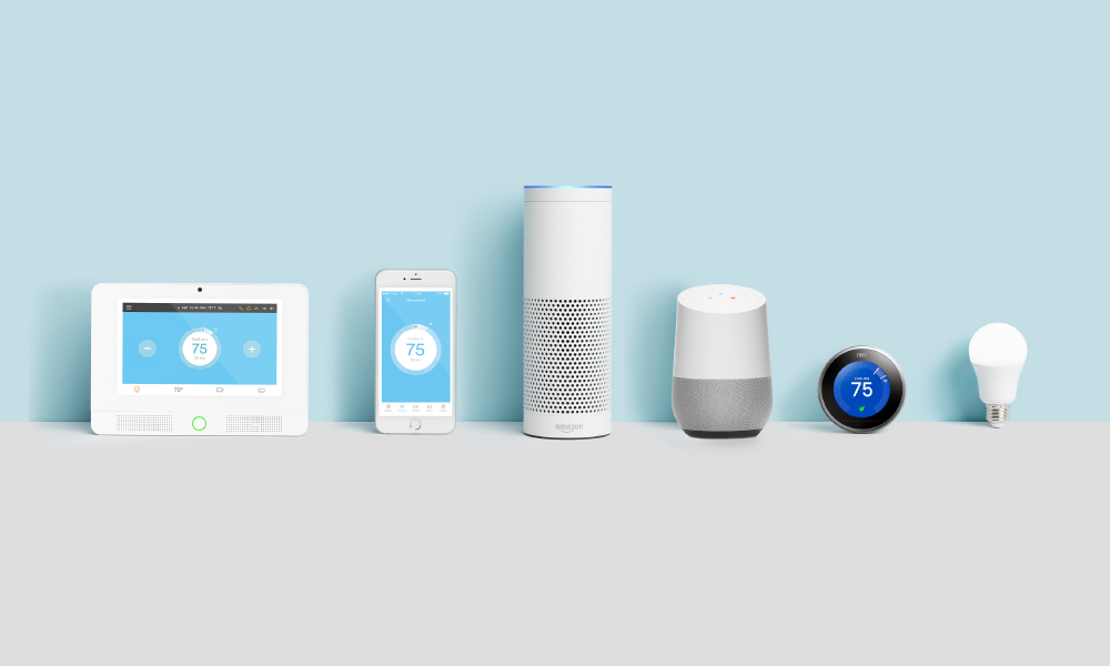 Vivint Smart Home integrates with other popular smart devices