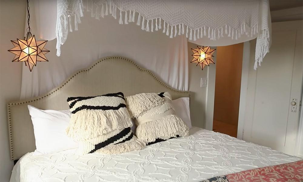 Traveling Home, Episode 2: A Morocco Inspired Bedroom | Vivint