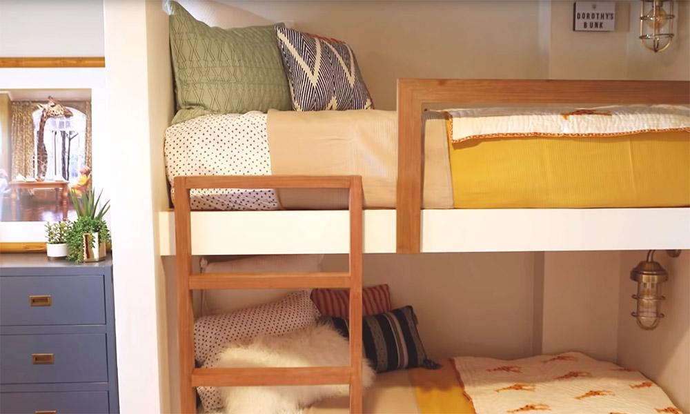 Traveling Home Episode 4 A Kenya Inspired Kids Room Vivint