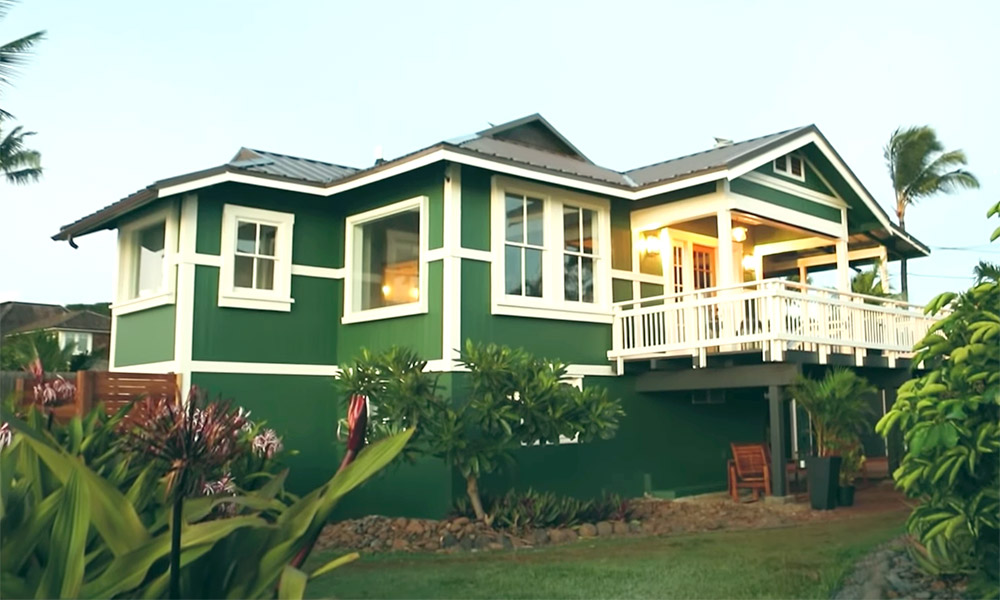 Traveling Home Episode 7 A Tonga Inspired Exterior Vivint