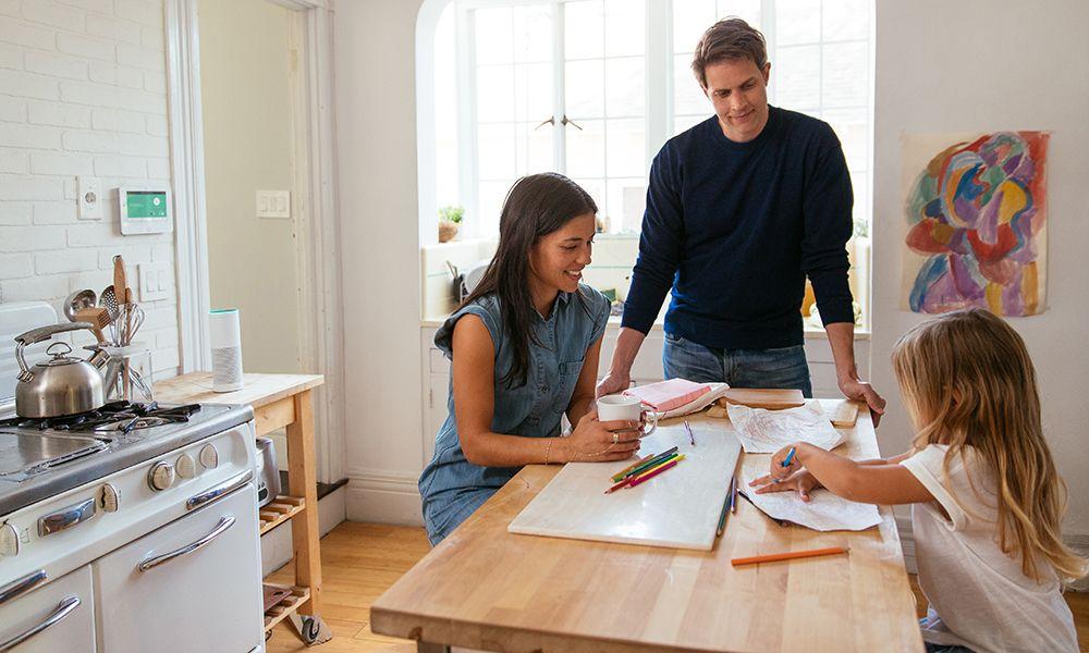 Smart Home makes Life easier