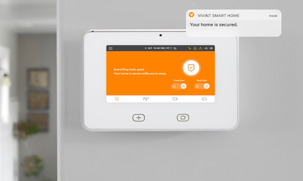 Vivint Alarm System >> Monitored Alarm Systems Decrease Response Time For Emergency Events