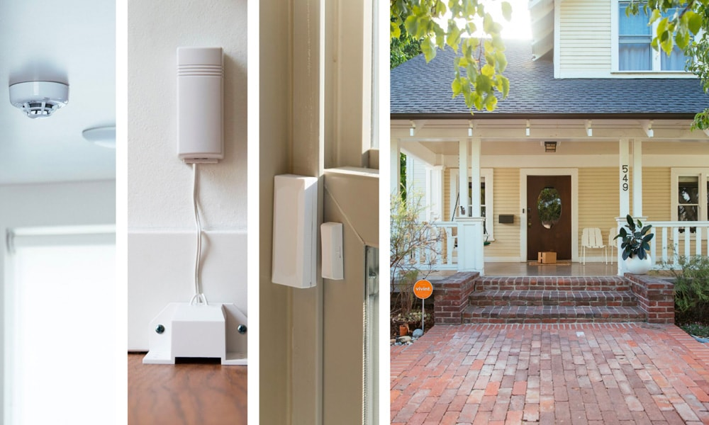 Vivint protected Smart home