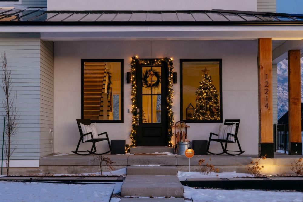 vivint smart home christmas
