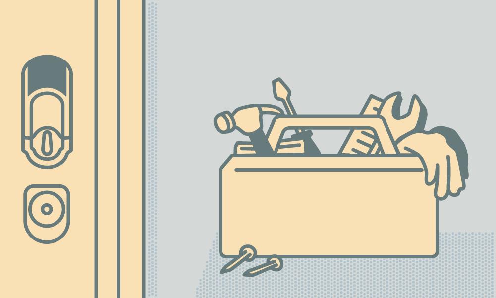 Image of a tool box