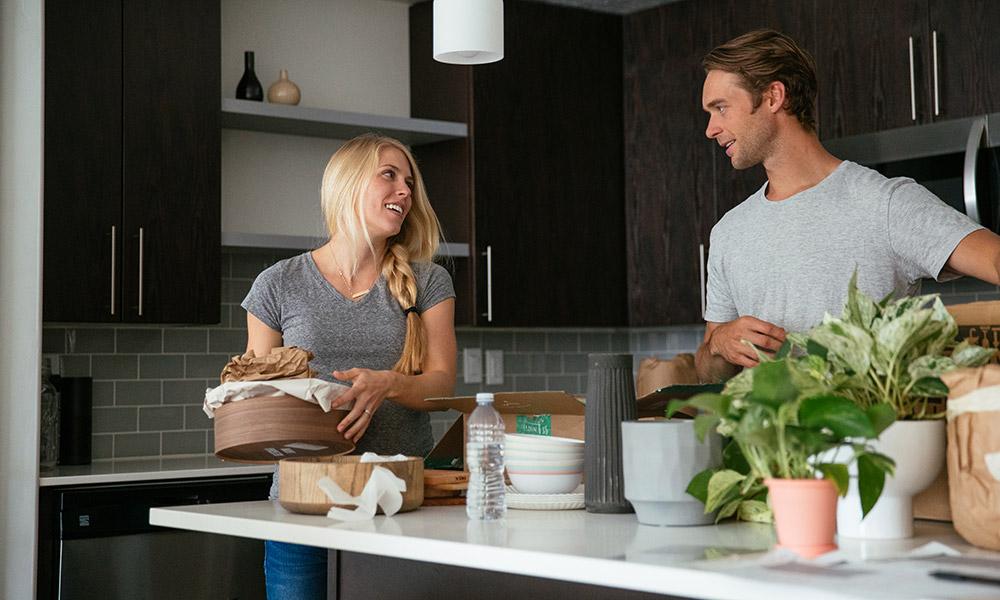 home kitchen vivint smart home