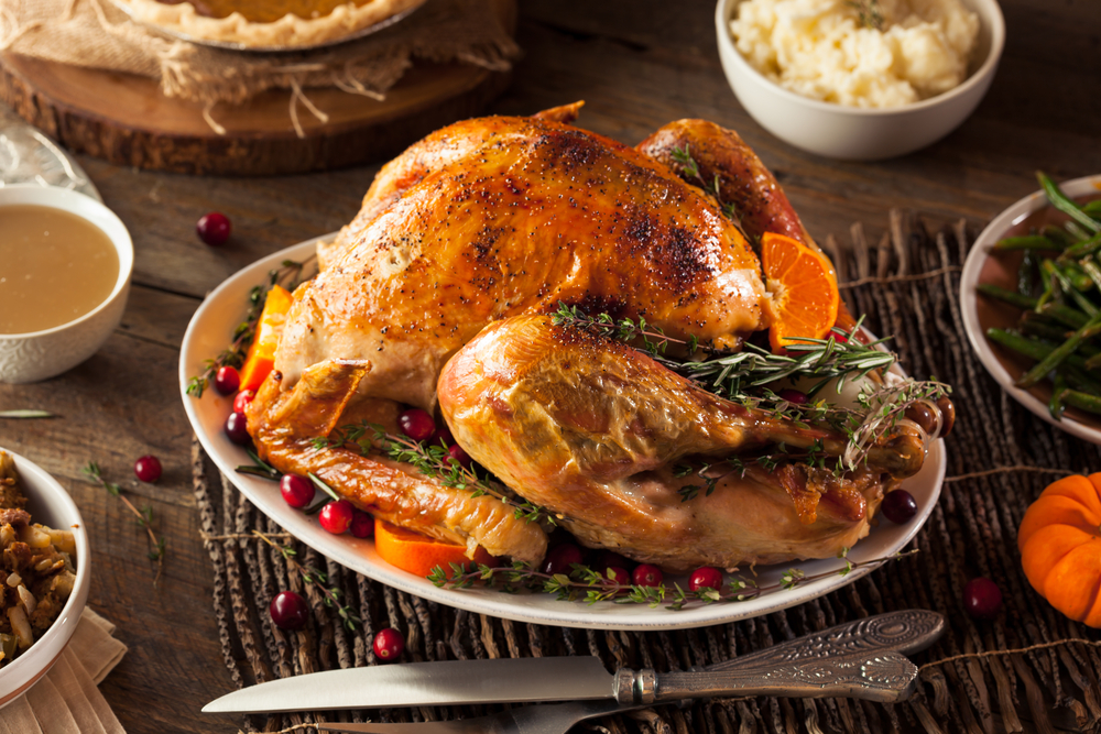 thanksgiving safety tips turkey fire