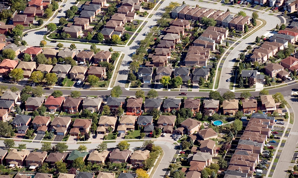 Neighborhood pathway