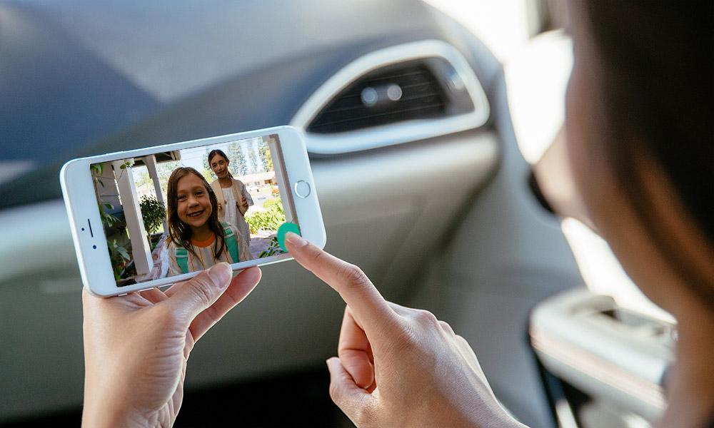 smart home app doorbell camera vivint smart home