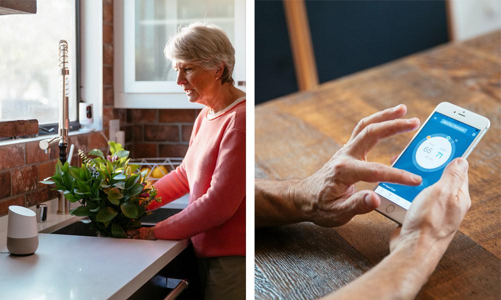 smart home app vivint smart home
