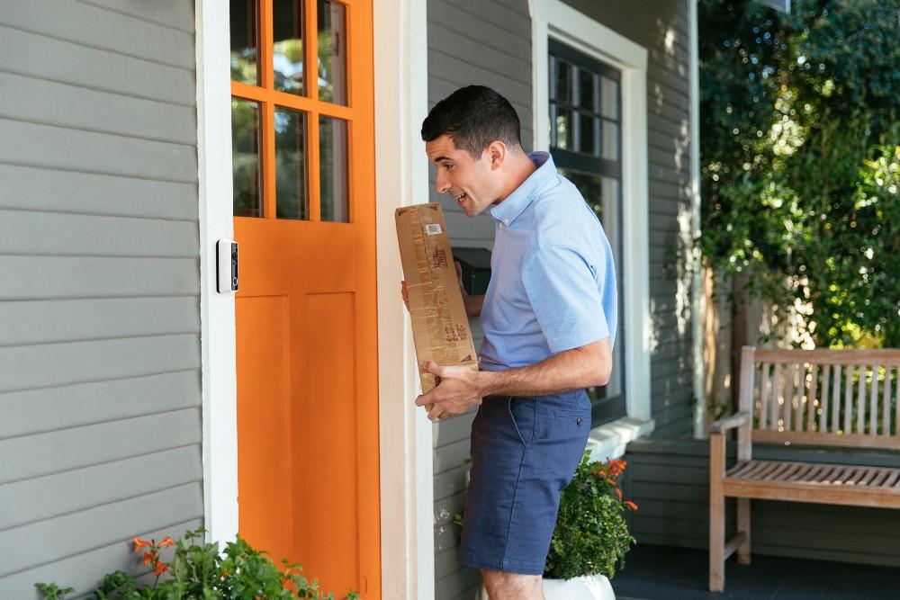 vivint doorbell camera pro mailman