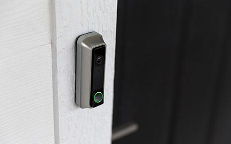 Doorbell Camera Review Vivint