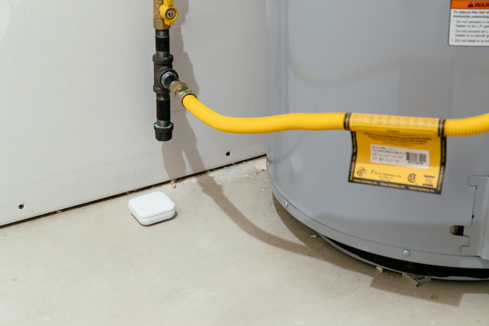 Vivint Water Sensor Basement