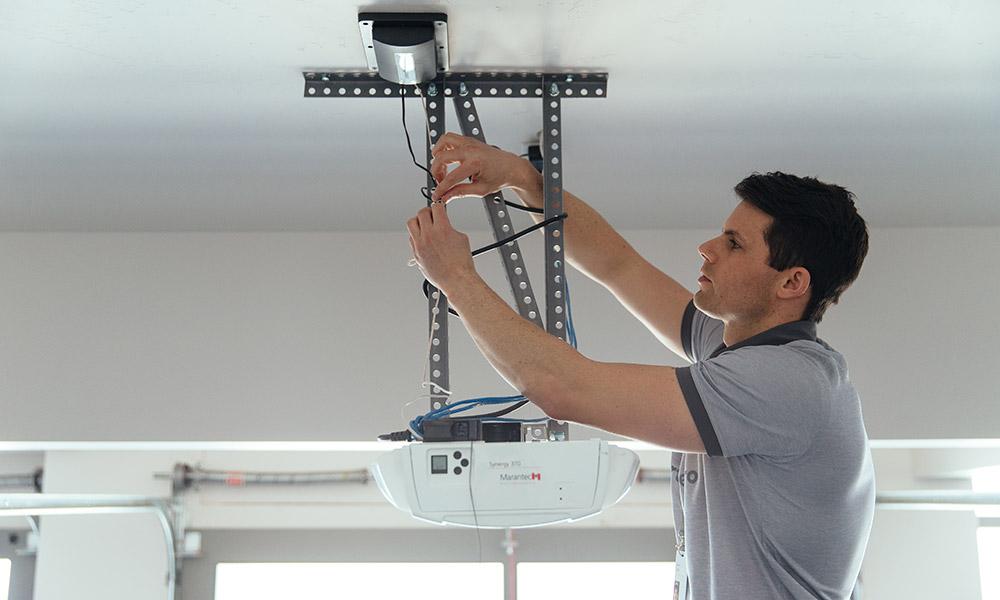 Garage Door Install Smart Home Pro