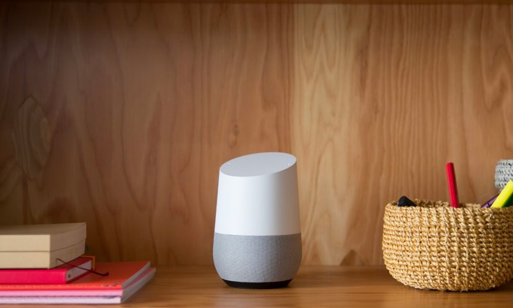 Google Assistant Home Stand