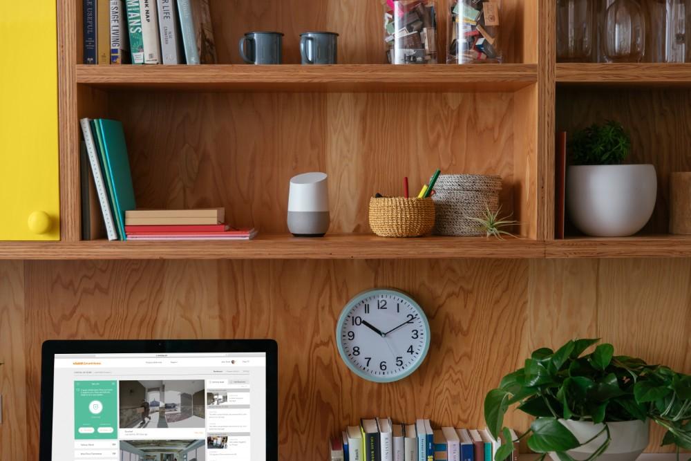 Vivint Computer Google Home