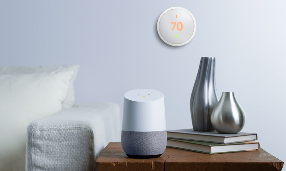 Google Home Voice Commands To Use With Nest Thermostats | Vivint