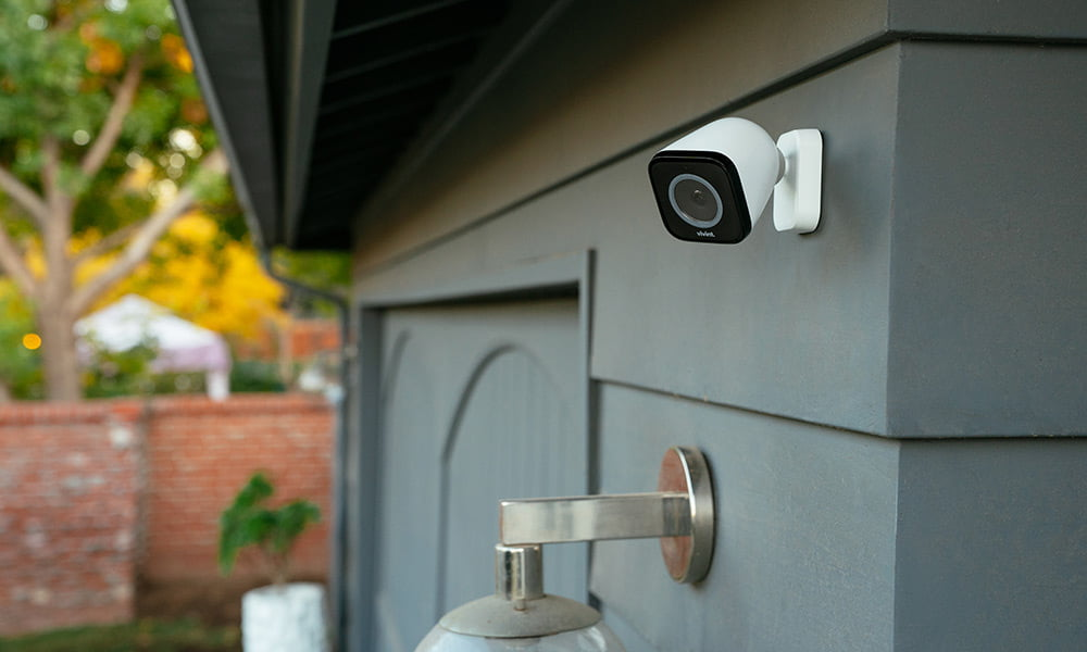 Vivint Outdoor Camera Pro installation