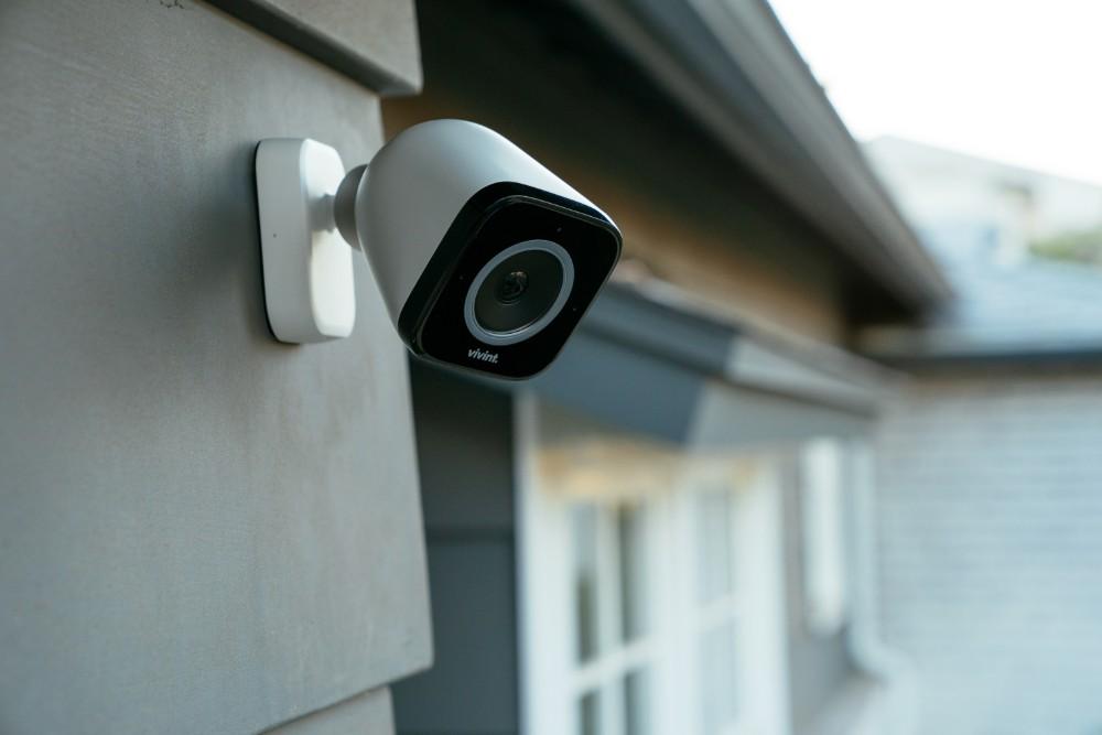 business surveillance outdoor camera