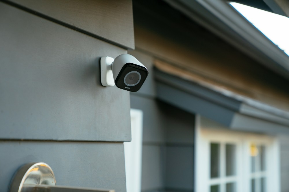 What Are The Benefits Of Having A Surveillance Camera Vivint Smart Home