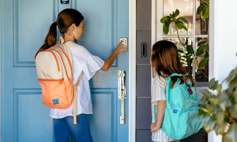 back to school how to keep an eye on your kids vivint