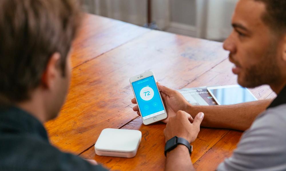 Vivint Smart Thermostat Smart Home Pro