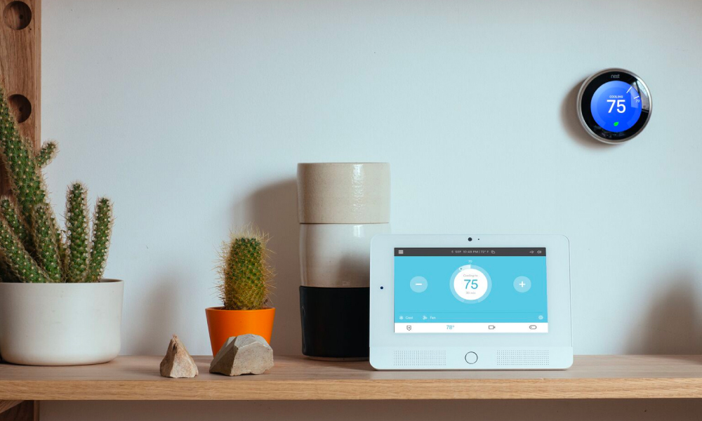 Nest Learning Thermostat integrates with Vivint Smart Home