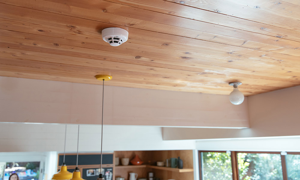 How To Change Your Smoke Detector Battery Vivint Smart Home