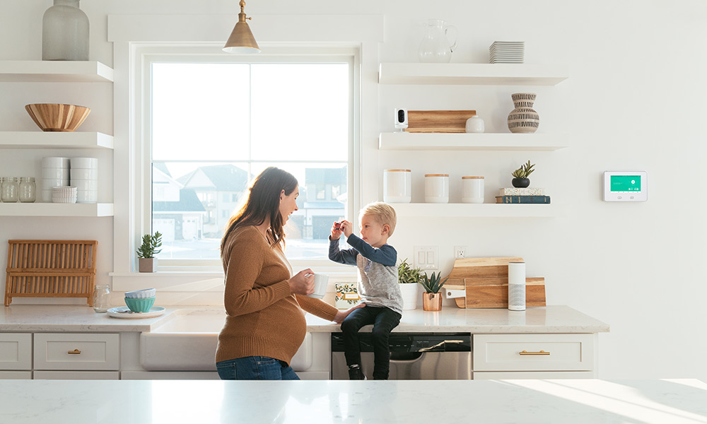 vivint smart home parents