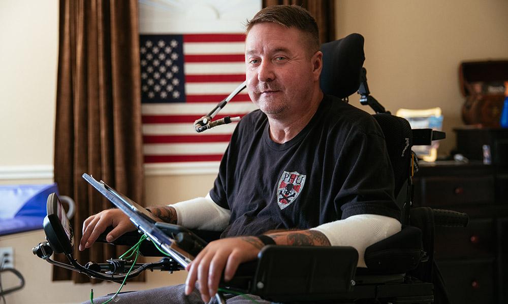 Vivint disability help assistance