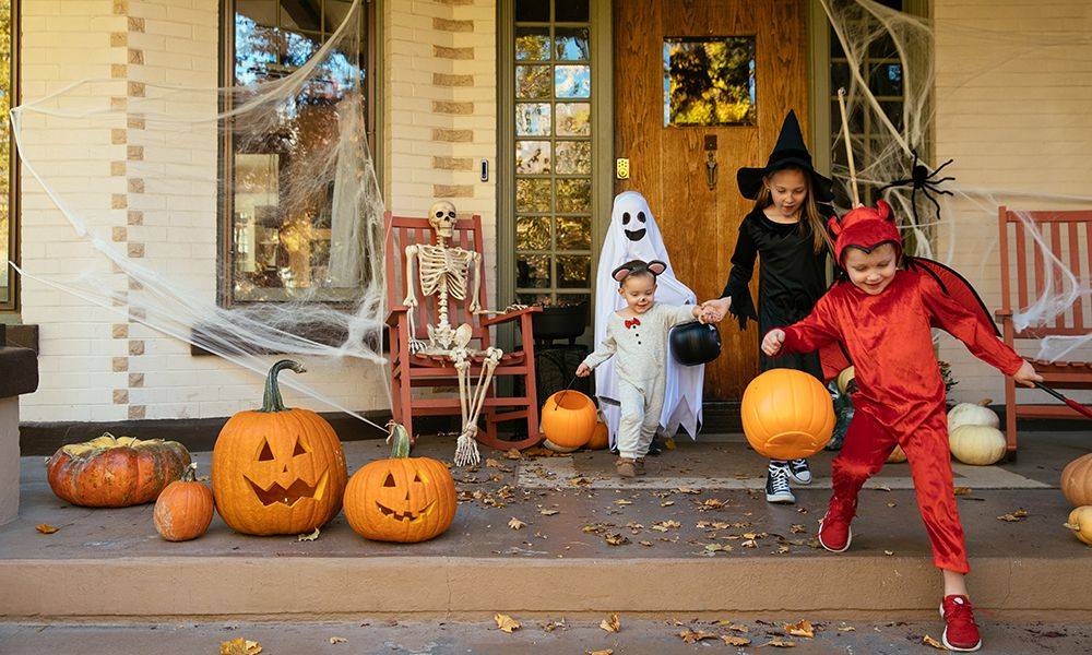 Protect Your Home From Tricks This Halloween