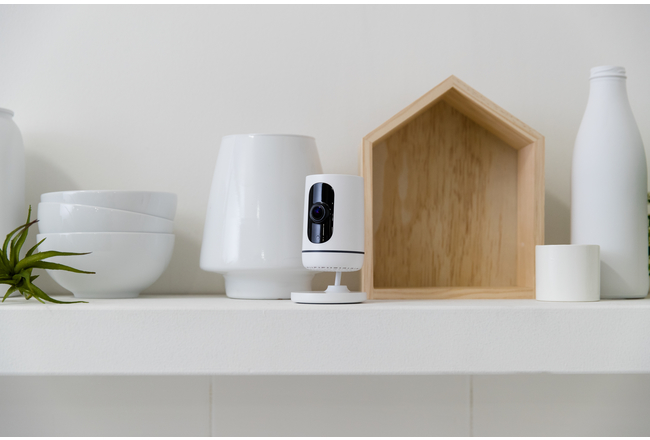 security camera indoor vivint smart home ping camera
