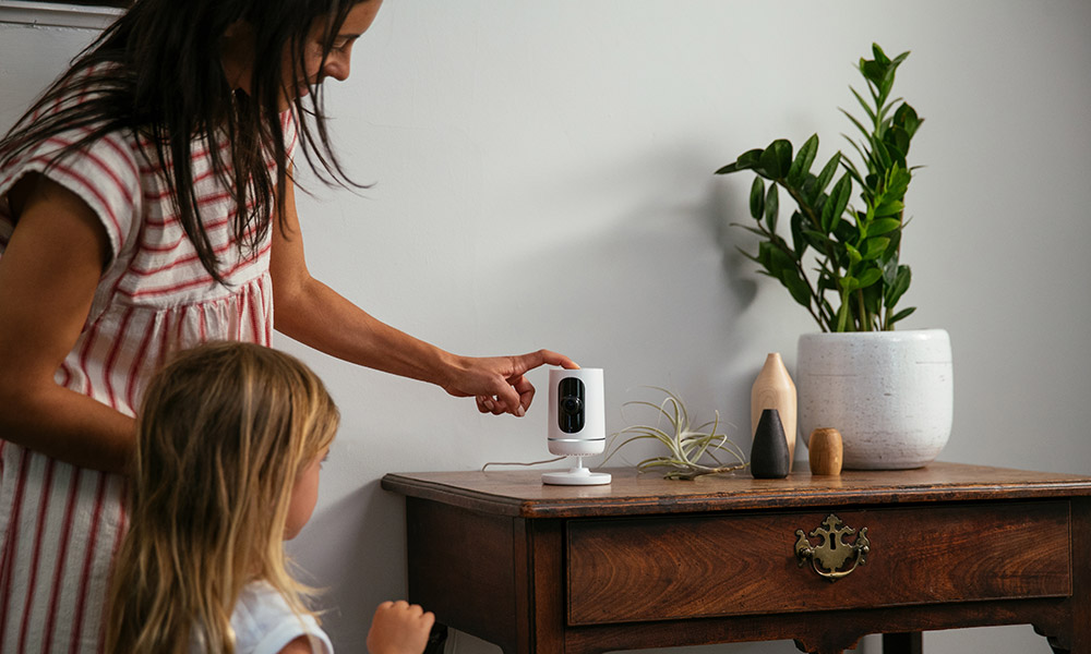 ping camera vivint smart home security
