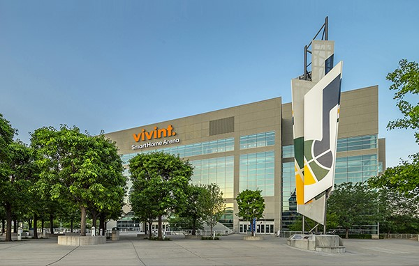 Introducing The Vivint Smart Home Arena Vivint
